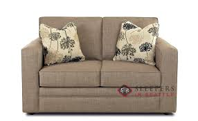 Sofa Sleeper Twin by Customize And Personalize Boston Twin Fabric Sofa By Savvy Twin
