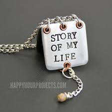 necklace story images Faux locket stamped story book necklace happy hour projects jpg