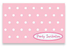 polka dot invitations lolliz 12 pcs polka dots pink invitation cards w envelopes