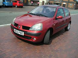 renault clio 1 1 dynamique 16v 3dr manual for sale in ellesmere