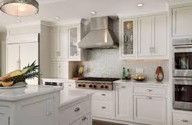 Small White Kitchen Ideas Kitchen Kitchen Backsplash For White Cabinets Modern White