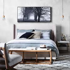 Freedom Bedroom Furniture Master Queen Bed Frame