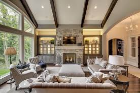 traditional livingroom 44 charming living rooms with fireplaces marble buzz