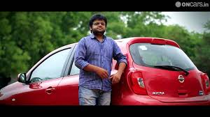 nissan micra review india 2013 nissan micra facelift first drive review by oncars india