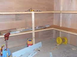 Wooden Storage Shelves Diy by How To Build Storage Shelves