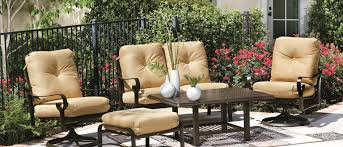 Woodard Patio Furniture Cushions - woodard whitecraft replacement cushions
