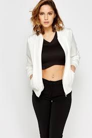 light bomber jacket womens white light bomber jacket just 5