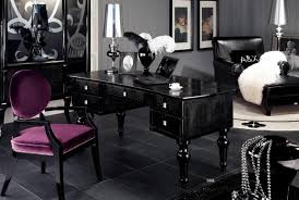 Black Desk Office Amazing Black Office Ideas Best Inspiration Home Design Eumolp Us