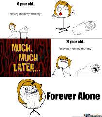 Forever Alone Girl Meme - forever alone girl by sammyl meme center