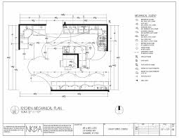 kitchen mechanical lighting plan all switches have dimmers