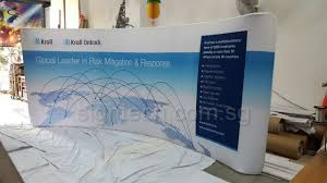 Stand Up Flag Banners We Specialize Flag And Banner Stage Backdrop Printing