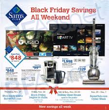 is sams club open on thanksgiving day black friday 2014 sam u0027s club black friday ad scan buyvia