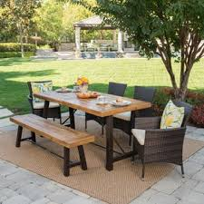 Patio Table Sets Patio Furniture Outdoor Seating Dining For Less Overstock