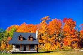 10 places fall foliage canada