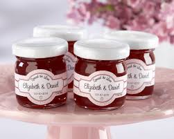 jam wedding favors personalised jam jar wedding favours hippie wedding