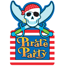 pirate party concept addressing pirate party invitations features party dress