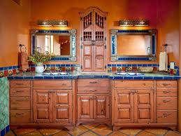 Interior Spanish Style Homes Download Mexican Tile Bathroom Designs Gurdjieffouspensky Com
