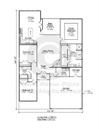 French Cottage Floor Plans Kayville Country French Home Plans Zero Lot House Plans