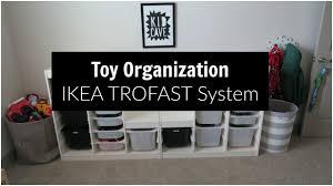 Toy Organization Toy Organization Ikea Trofast System Youtube