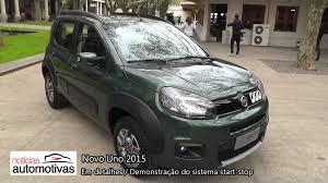 Popular Novo Uno 2015 - Detalhes - NoticiasAutomotivas.com.br - YouTube &PP95
