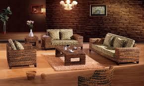 rattan wicker living room sets rattan indoor sofa rattan love