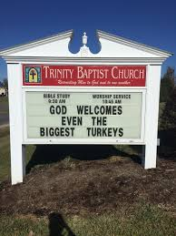 image result for witty church board sayings for different seasons of