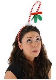 mistletoe hat springy mistletoe headband