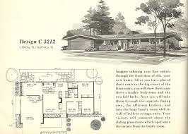 Mid Century Floor Plans Appealing Midcentury Modern House Plans 74 With Additional Home