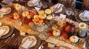 fall table arrangements autumn table arrangements
