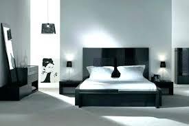 commode chambre blanc laqué lit noir laque chambre laque noir commode chambre adulte blanc laque