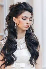 best 25 wedding half updo ideas on pinterest bridal hair half