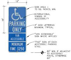 Ada Bathroom Sign Height by California Ada Compliance Ashdown Architecture Inc Page 3