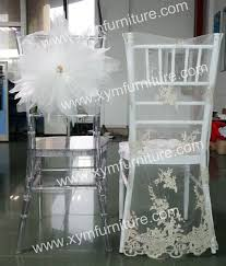 chiavari chair covers fancy ruffled chiavari chair cover for wedding wedding ruffled