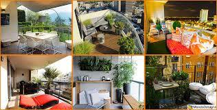 arredamento balconi come arredare un balcone 30 idee decorative mondodesign it