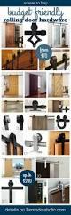29 Inch Interior Door Where To Buy Budget Friendly Rolling Door Hardware For Barn Doors