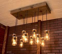 Wooden Chandelier Lighting Rustic Modern Reclaimed Wood Chandeliers The Alternative Consumer