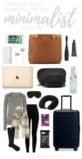 Travel essentials what to take on a long haul flight in economy