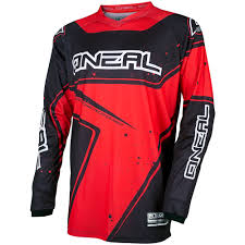 kid motocross gear oneal 2017 new mx youth element bmx black red kids motocross gear