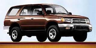 how much is a 1999 toyota 4runner worth 1999 toyota 4runner values nadaguides