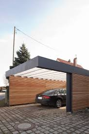 best 25 modern garage ideas on pinterest modern garage doors carport moderne garage schuppen von architekt armin hagele