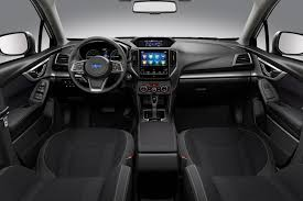 subaru viziv interior new subaru impreza makes frankfurt 2017 debut by car magazine