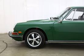 irish green porsche 1968 porsche 911l coupe beverly hills car club
