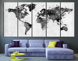 Map Wall Decor by Map Wall Decor My