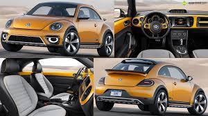 volkswagen beetle concept volkswagen beetle dune concept