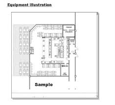 Fast Food Restaurant Floor Plan Kfc 100 Fried Chicken Fast Food Complete Solution Buy Kfc 100