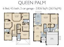 Ryland Homes Orlando Floor Plan Floor Plans Of Single Family Homes Home Plan