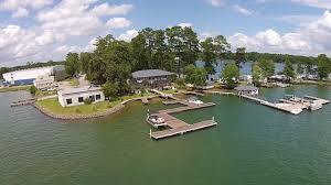 real island marina lake martin alabama aerial tour youtube