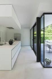 plan de travail cuisine effet beton meuble de cuisine blanc plan de travail blanc carrelage effet