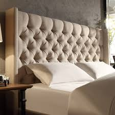 Grey Upholstered Headboard Best 25 Grey Upholstered Headboards Ideas On Pinterest White