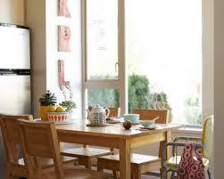 exotic design modern kitchen table near cupboard doors kitchen